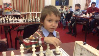Савва Ветохи - победитель мирового первенства по шахматам