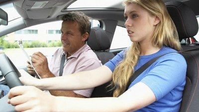 Обучение водителей младше 18 лет