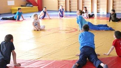 Физкультура для детей с ОВЗ