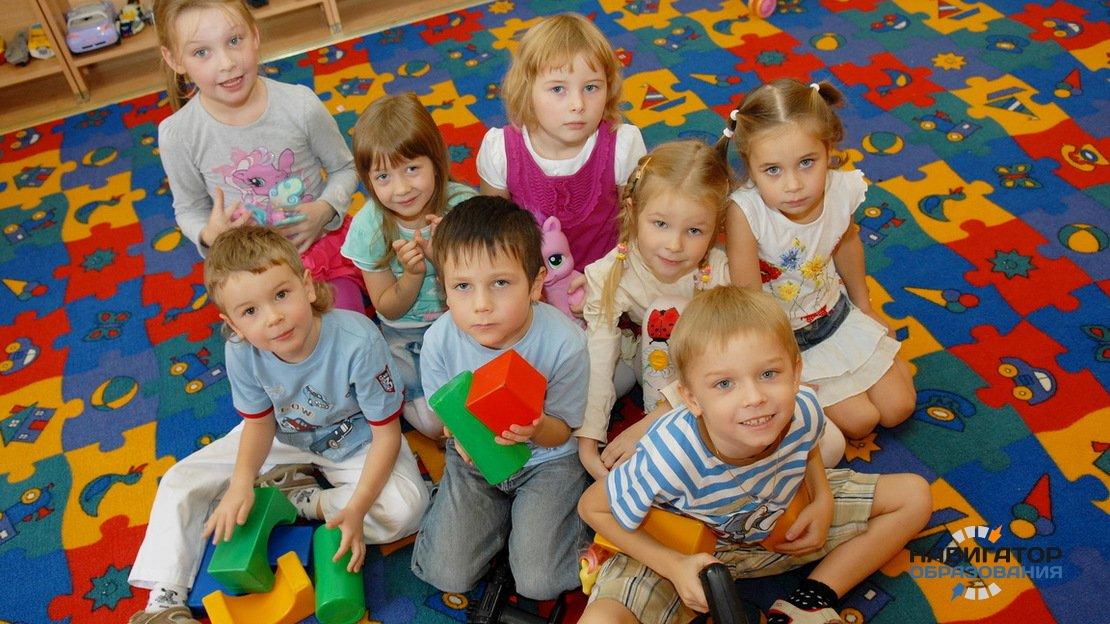 Российские детские сады