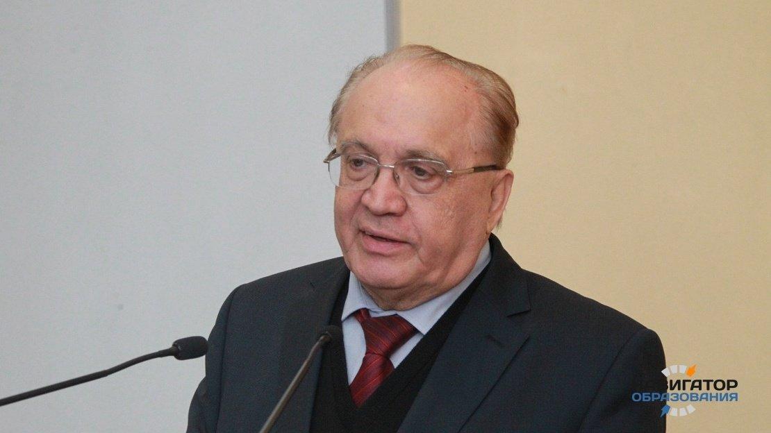 Виктор Садовничий - ректор МГУ имени М.В. Ломоносова
