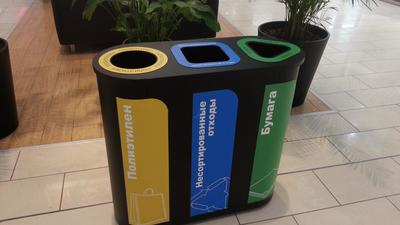 Школьников научат сортировать мусор