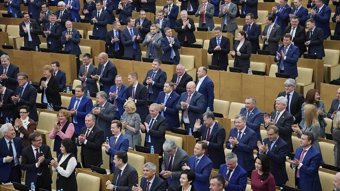 Русский язык приравнен Госдумой к одному из национальных языков России