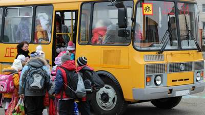 Перевозка школьников до учебного заведения