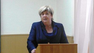 Марина Александровна Боровская - замминистра науки и высшего образования РФ