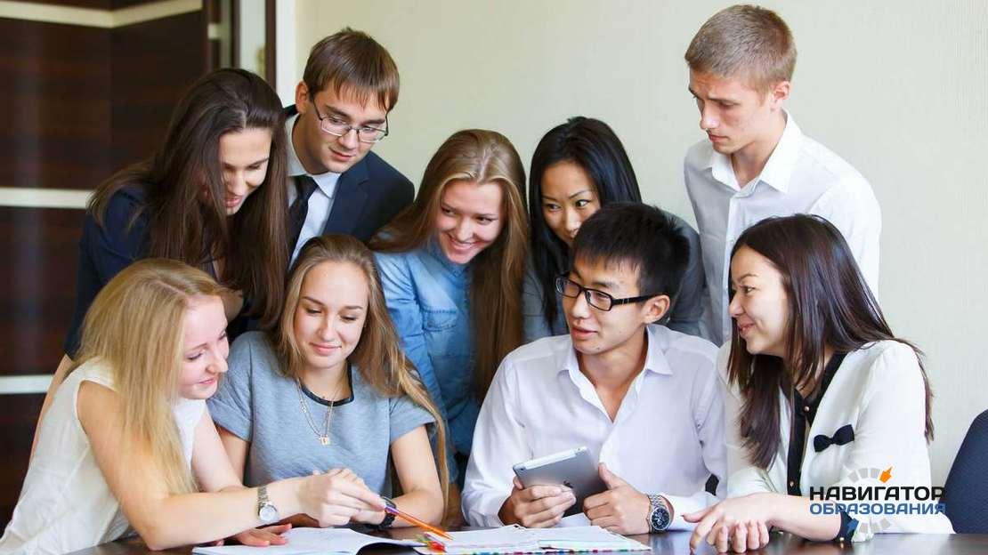 Иностранные студенты в вузах РФ
