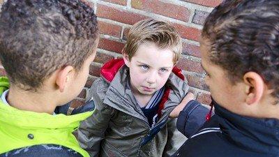 Агрессивное поведение школьников