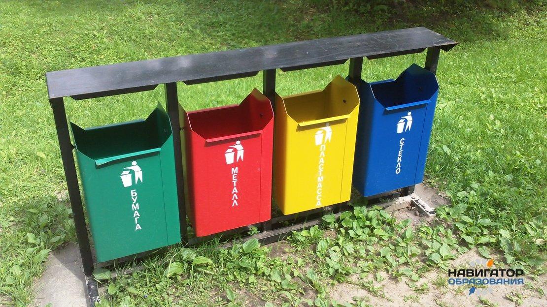 Практика раздельного сбора мусора в школах