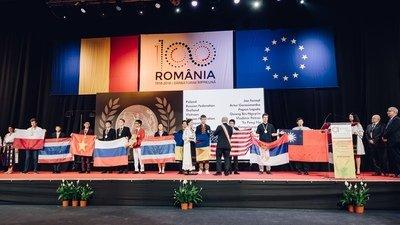 59-я Международная Математическая Олимпиада в Румынии