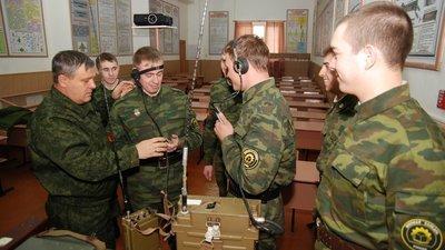 Военная кафедра в гражданском вузе
