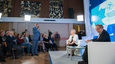 Общероссийское родительское собрание с министром просвещения