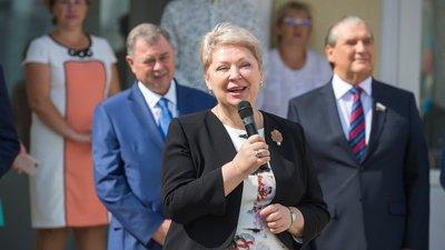 Ольга Васильева с рабочим визитом в Калужской области