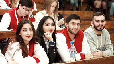 Студенты-иностранцы в вузах России