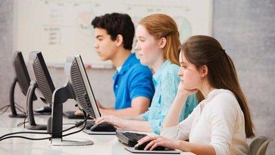 Профориентационный тест для школьников