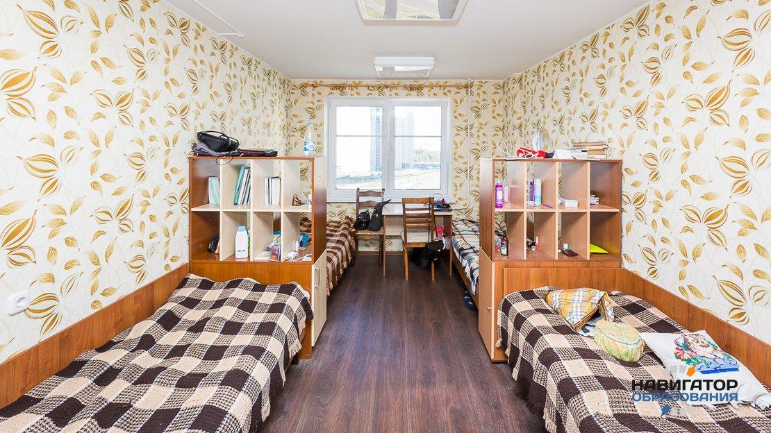 Строительство и реконструкция студенческих общежитий в РФ