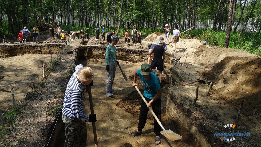 Студентам-археологам предлагают увеличить полевое довольствие