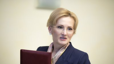 Ирина Яровая - вице-спикер Госдумы