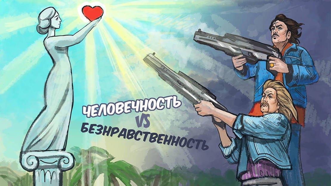 Клип «Ибица» Киркорова и Баскова выступил в противовес Народной Премии за доброту в искусстве