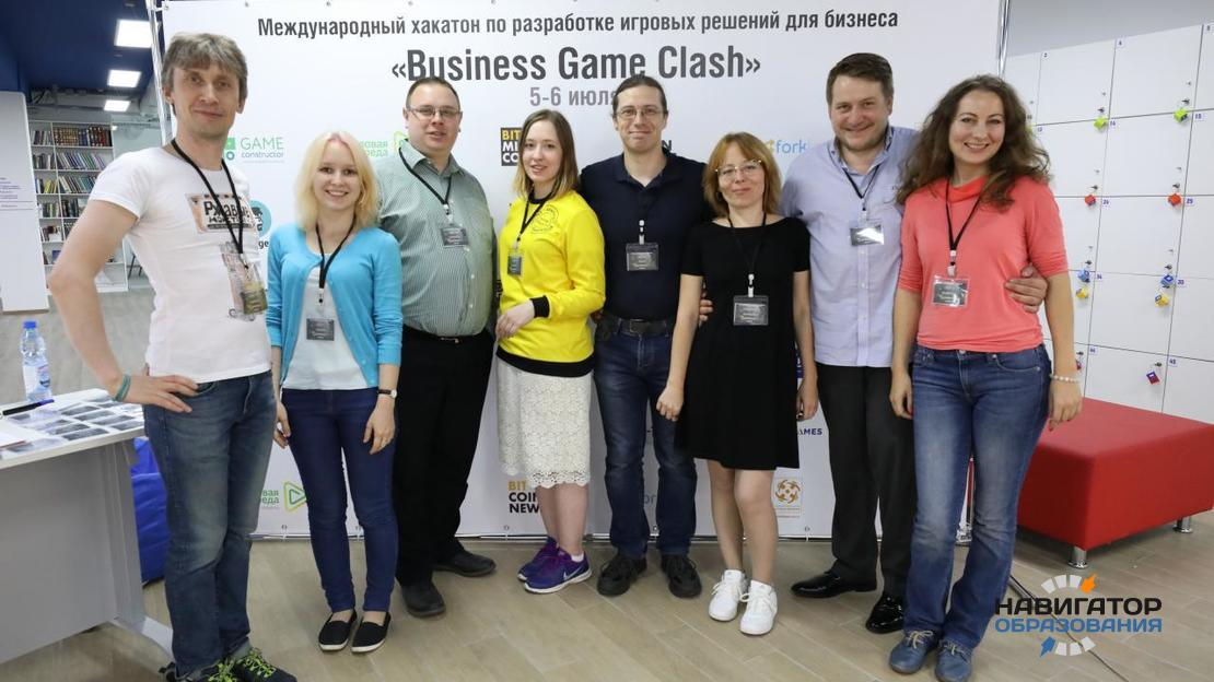 Крупнейший Хакатон игровых решений для бизнеса в Москве