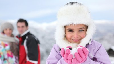 Московские власти: К зимним развлечениям готовы!