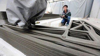 Проектировщик 3-D печати в строительстве