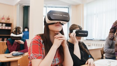 Технология дополненной и виртуальной реальности к 2025 году станет частью школьной программы