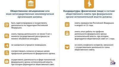 Требования к кандидатам ОС при Минпросвещения РФ