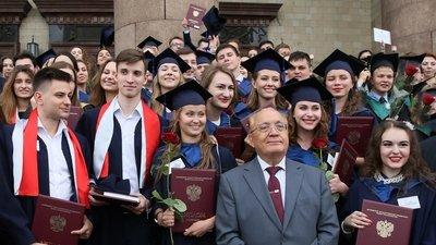 Победителям универсиады «Ломоносов» предоставят льготы при поступлении в магистратуру МГУ