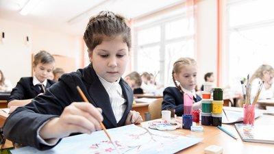 ОНФ направят в Роспотребнадзор просьбу определить максимальную нагрузку на школьников в сутки