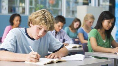 Что думают школьники о проблемах образования?
