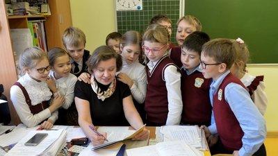 У каждой российском школы появится программа воспитания
