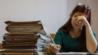 Минпросвещения РФ разработало проект закона о снижении отчётной нагрузки на педагогов