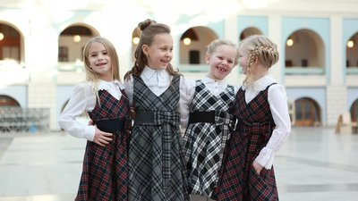 В 2020 году в России планируют ввести национальный стандарт на школьную форму
