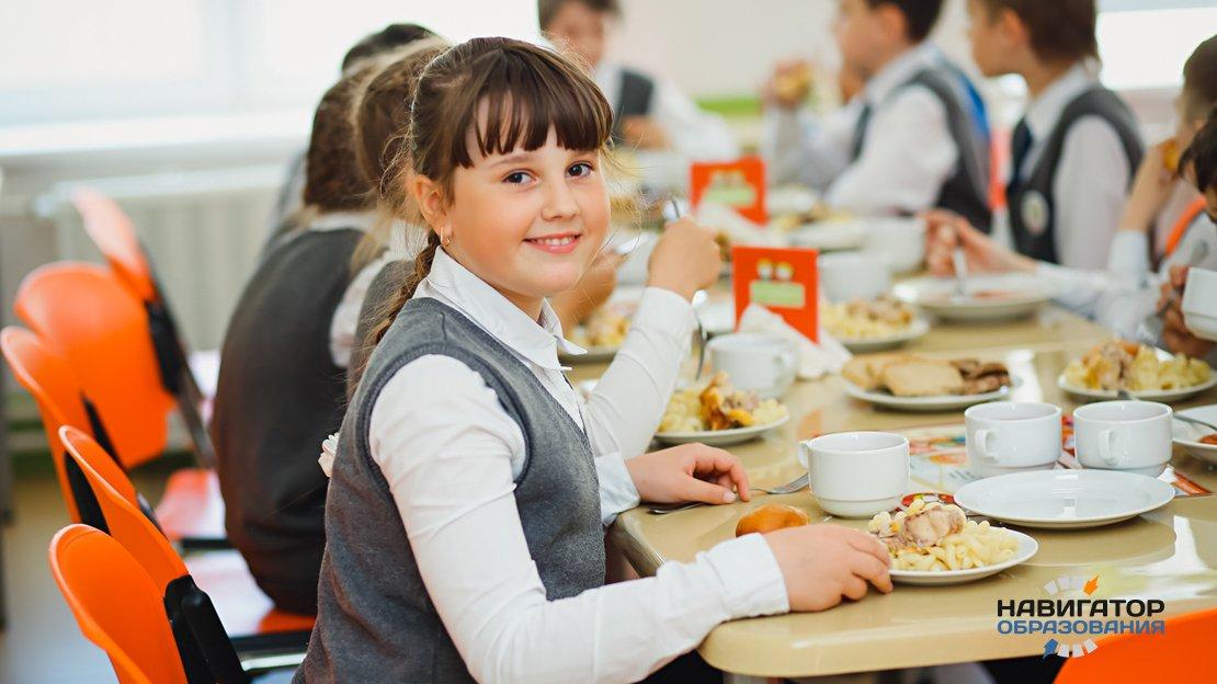 В Роспотребнадзоре рассказали о рационе питания школьников