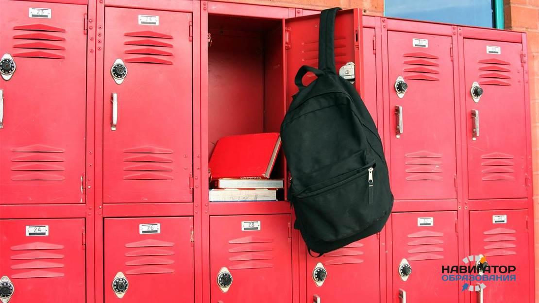 В Госдуме предложили установить в школах индивидуальные шкафчики для личных вещей учеников