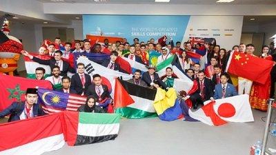Сборная России завоевала «серебро» на чемпионате мира WorldSkills 2019