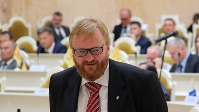 В. Милонов просит генпрокурора не допустить празднования в школах РФ Хэллоуина