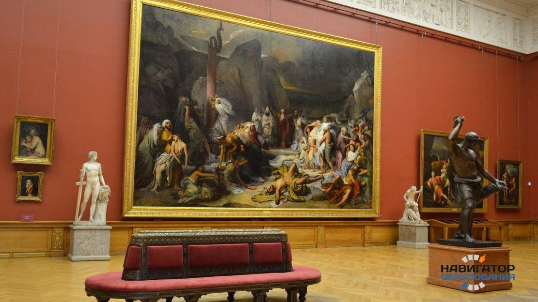Государственный Русский музей намерен внедрять в школах программы допобразования