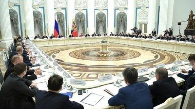Президент РФ заявил о начале перехода на новую модель сетевого школьного образования