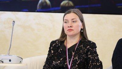 Жанна Садовникова - глава департамента государственной политики в сфере общего образования