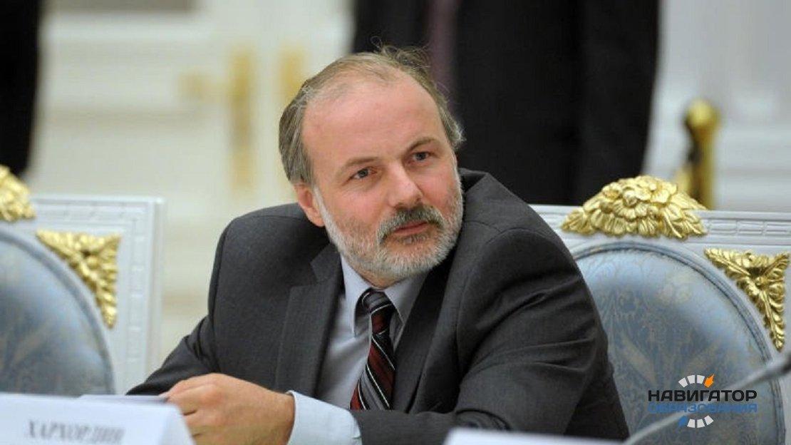 Руководитель Центра педагогического мастерства города Москвы Иван Ященко.