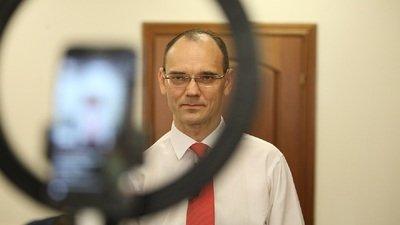 Заместитель министра просвещения РФ Дмитрий Глушко
