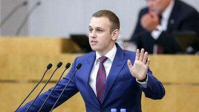 Депутат Госдумы от ЛДПР Василий Власов