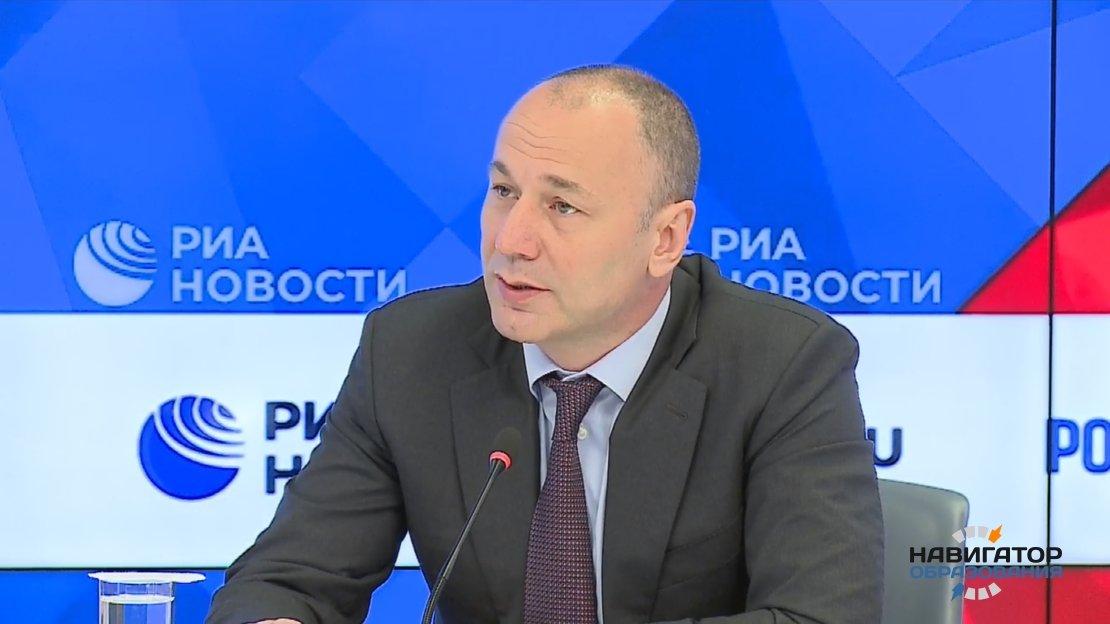 Врио руководителя Рособрнадзора Анзор Музаев
