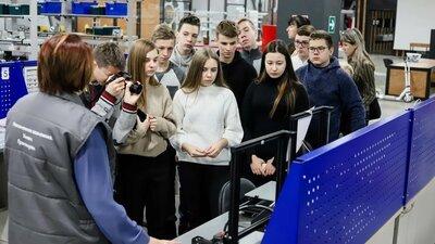 В Московском государственном образовательном комплексе