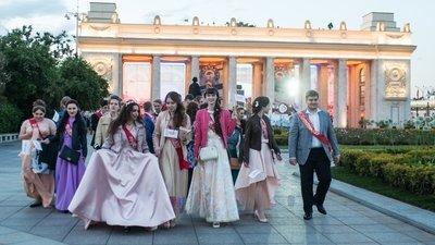 24 июля 2020 года пройдёт традиционный выпускной для школьников Москвы