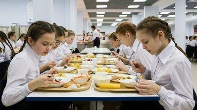 Более 2 тысяч российских школ не имеют условий для организации горячего питания