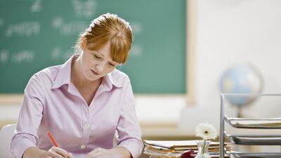 В Госдуме РФ повторно рассмотрят законопроект, освобождающий учителей от лишней отчётности