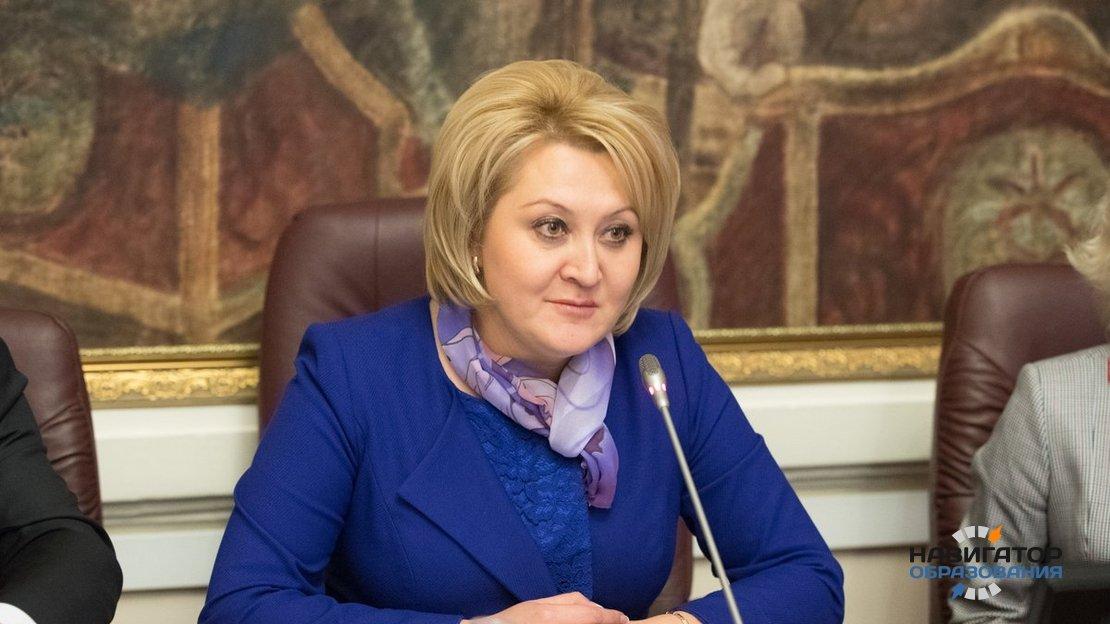 Лилия Гумерова - глава комитета Совфеда по науке, образованию и культуре