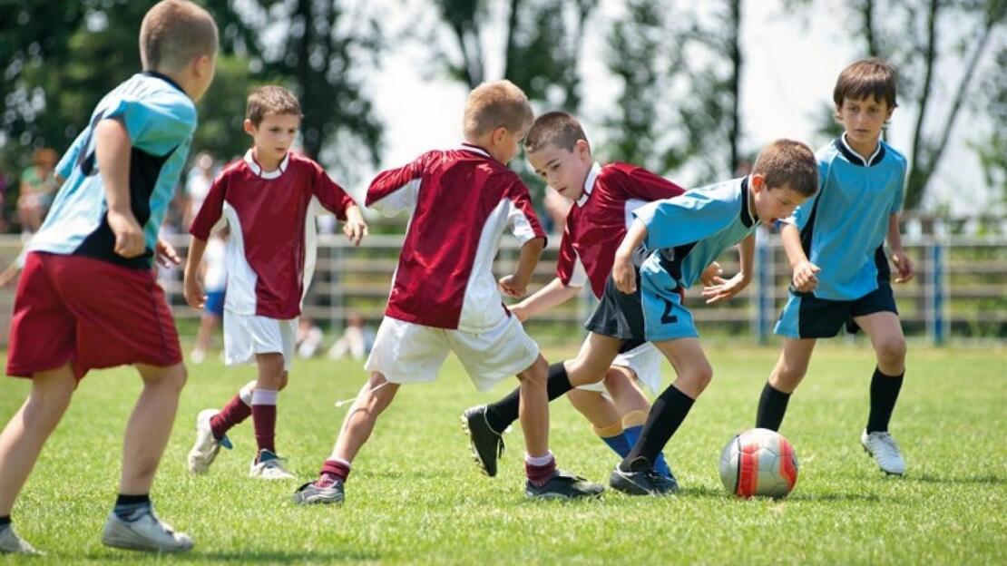 Футбол и школа